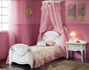 Girls Princess Bed Canopy