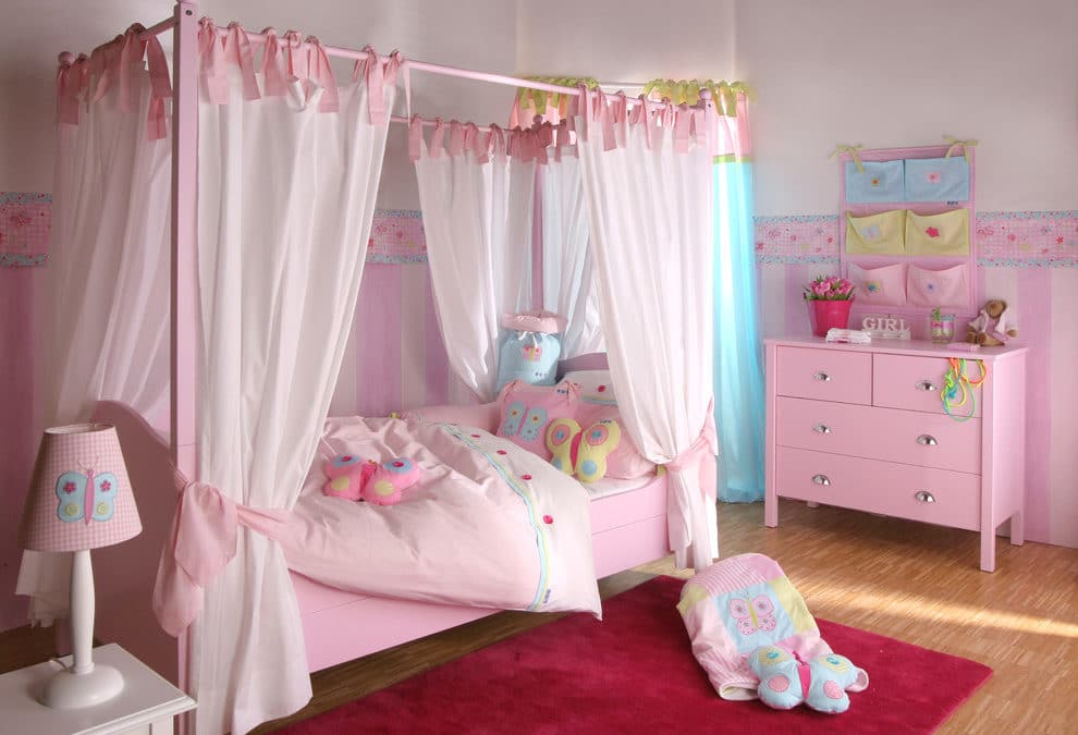 5 Brilliant Ways to Create a Princess Bed Canopy