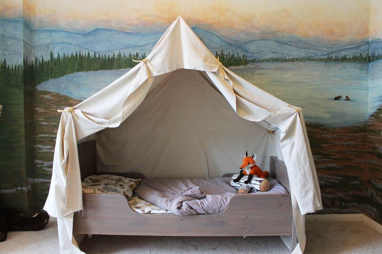 Kids Bed Tent Canopy